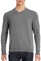 Hudson North Jersey V-Neck Sweatshirt