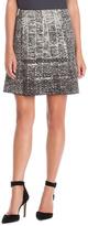 Nic+Zoe Nic + Zoe Brocade Tapestry Skirt