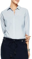 Scotch & Soda Boxy Button Down Shirt