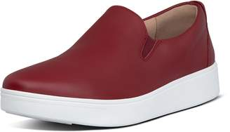 FitFlop Sania Skate Leather Sneakers