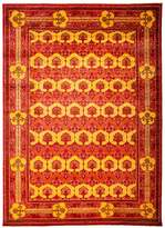 """Solo Rugs Arts and Crafts Area Rug, 8'10"""" x 12'5"""""""