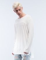 Stampd Chamber Scallop L/S T-Shirt
