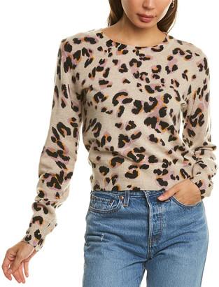 Naadam Printed Cashmere Sweater