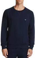 Emporio Armani Cotton Modal Blend Sweatshirt