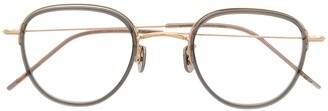Eyevan 7285 560 Round-Frame Glasses