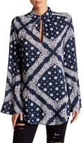 Anama Bell Sleeve Tunic