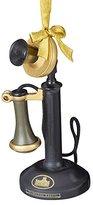 Kurt Adler Downton Abbey Telephone Ornament, 4-Inch