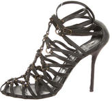 Pierre Hardy Studded Cage Sandals