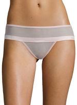 DKNY Mesh Bikini Panties