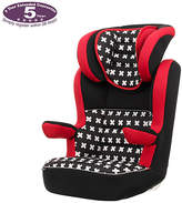 O Baby Obaby Group 2-3 High Back Booster Seat - Crossfire