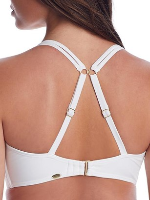 Sunsets White Taylor Underwire Bikini Top