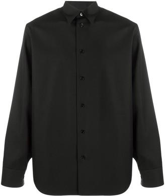 Jil Sander Boxy Point-Collar Shirt