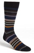 Pantherella Men's 'Quaker' Stripe Socks