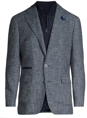 Robert Graham Downhill Zip Insert Sportcoat