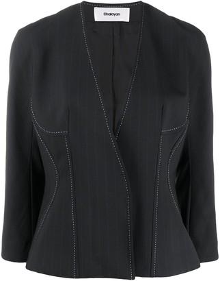 Chalayan Signature shaped jacket