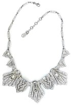 Ben-Amun Women's Ben X Crystal Deco Necklace