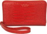 Smythson Mara iPhone 6 wallet case