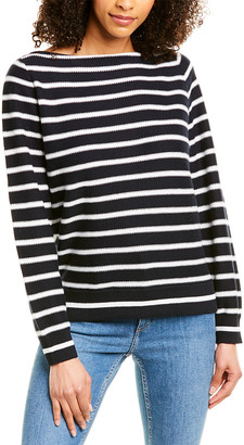 Vince Waffle-Knit Pullover