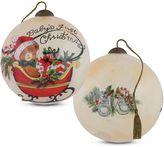 "Ne'Qwa Art ""Baby's First Christmas"" Ornament"