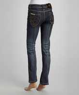 Rebel Spirit Blue Boyfriend Jeans