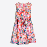 J.Crew Factory Girls' watercolor floral dress