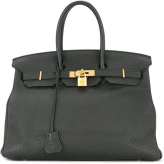 Hermes Pre-Owned 35 Hand Bag Crispe Togo