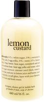 philosophy Lemon Custard 16-Oz. 3-in-1 Shampoo Shower Gel & Bubble Bath