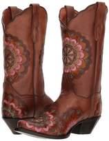 Dan Post Flower Child Cowboy Boots