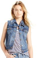 Levi's Women's Authentic Jean Vest