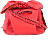 Zac Posen bow detail drawstring crossbody bag