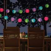 Solar Lantern String Lights