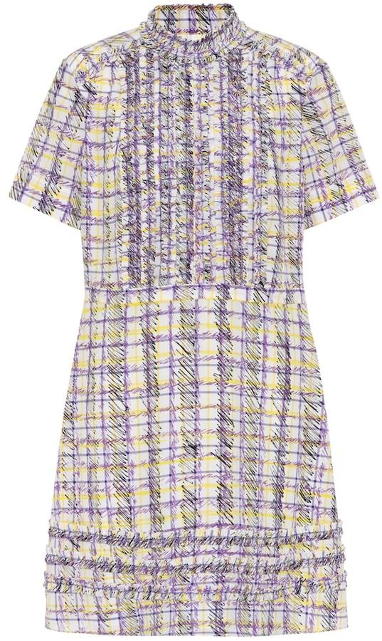5237f242eda19 Burberry Womens Check Dress - ShopStyle