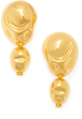 Monica Sordo Double Drop Earrings
