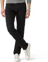 Tommy Hilfiger Black Straight Fit Jean