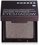 Korres Sunflower & Evening Primrose Single Eyeshadow Metallic Grey