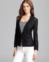 Juicy Couture Blazer - Stretch Lace