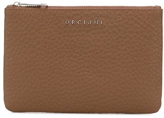 Orciani Zipped Card Case
