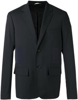 Oamc classic blazer - men - Cupro/Viscose/Virgin Wool - 50