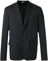 Oamc classic blazer - men - Cupro/Viscose/Virgin Wool - 52
