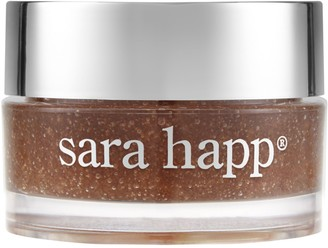 Sara Happ The Lip Scrub - Brown Sugar, 0.5 oz