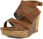 Jellypop Bettie Women US 7.5 Wedge Sandal