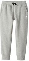 Hurley Core Fleece Pants Boy's Casual Pants