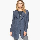 Anne Weyburn Metallic Style Knit Cardigan