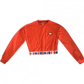 Converse Red Knitwear for Women