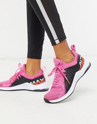 Nike Training Air Max Bella 3 sneakers in pink
