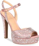 Thalia Sodi Bridget Platform Dress Sandals, Created for Macy's Women's Shoes