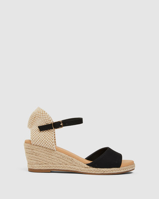 Easy Steps - Women's Black Sandals - Scout - Size One Size, 38 at The Iconic