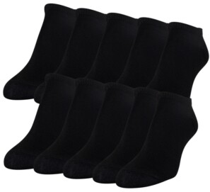Gold Toe Women's Cushion 10pk No-Show Socks