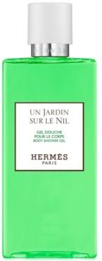 Hermes Un Jardin sur le Nil Body Shower Gel, 6.7-oz.