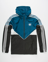 adidas Premier Mens Windbreaker Jacket